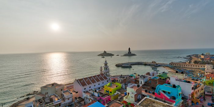Vivekananda Southern Tip of India