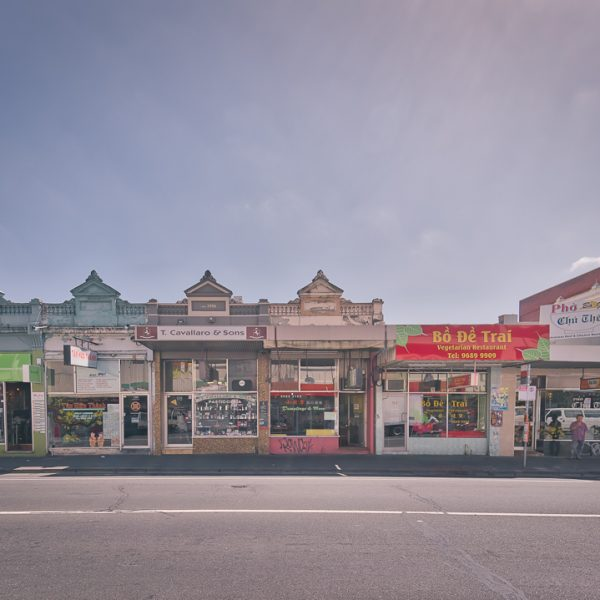 The Multicultural Barkly Street Footscray