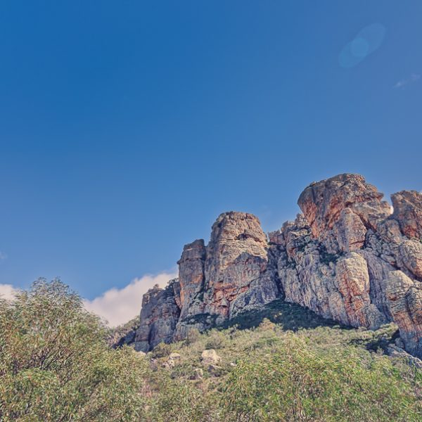Mount Arapiles Rock Climbers Dream
