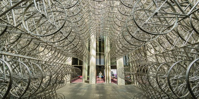 Ai Weiwei Exhibition at the NGV Melbourne