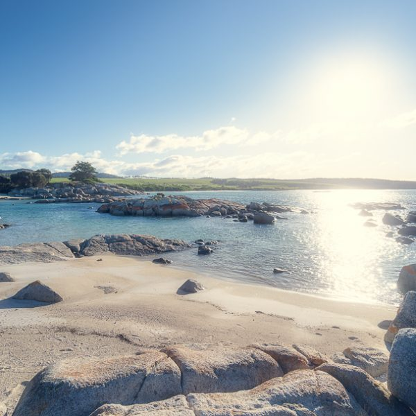 The Famous Bay of Fires Tasmania