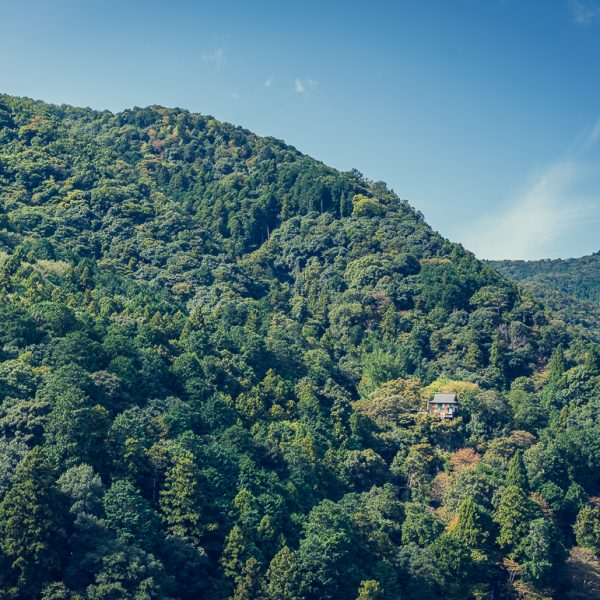Sagano Arashiyama House Overlooking the River