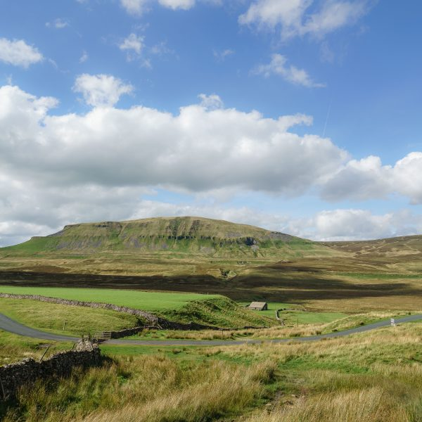 Pen-y-ghent Approach